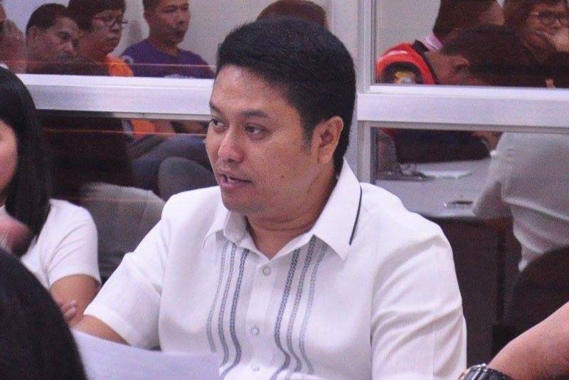 Daraga Mayor Baldo faces murder charge over Batocabe slay