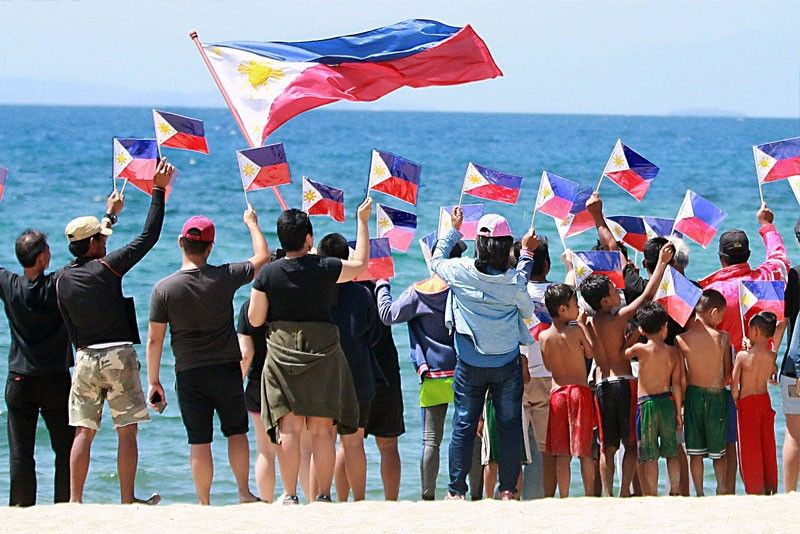 Duterte asks China: Don�t touch Pag-asa Island