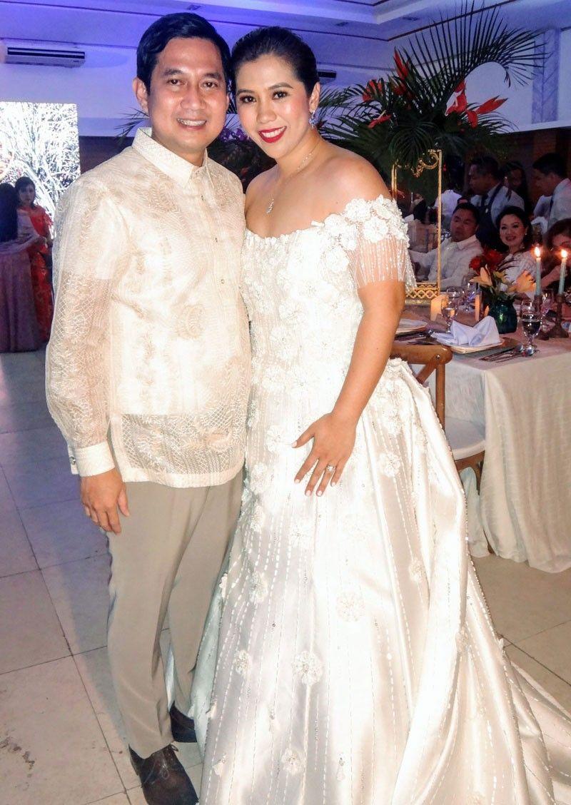 Marielle Benitez & Dave Javellana: Like in sports, true love never quits