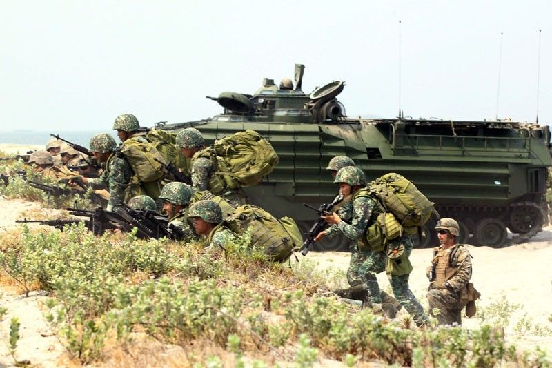 �US to remain Philippines� only military ally�