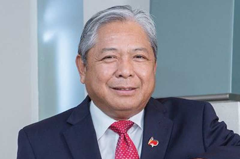PAL president and chief operating officer Jaime Bautista