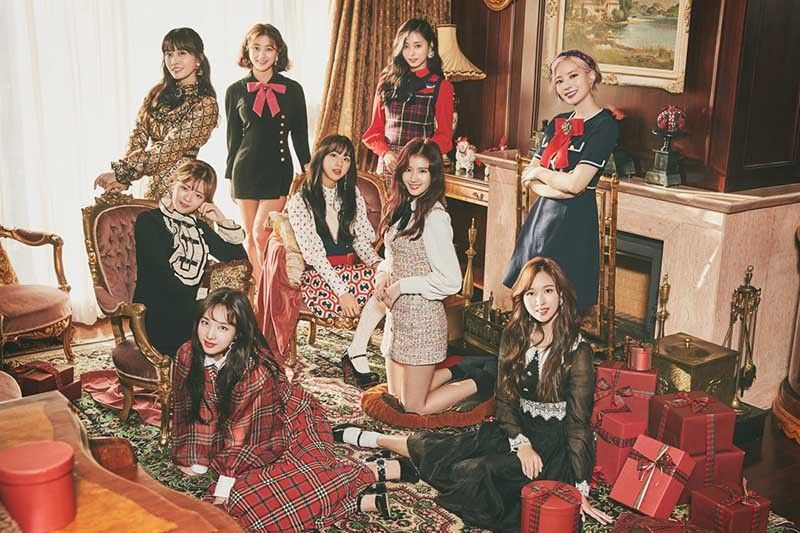 K Pop Group Twice To Stage Manila Concert In June Philstar Com