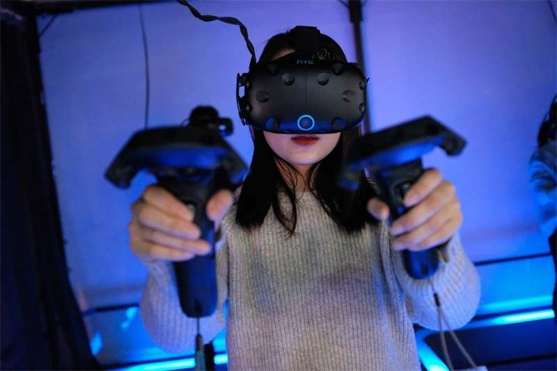Image result for Virtual Reality In Gaming