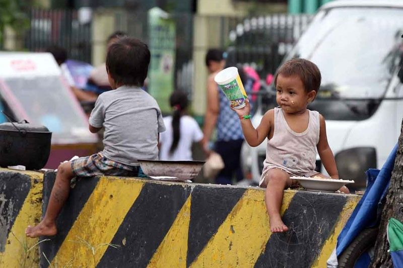 Proportion of poor Filipinos declines in H1 2018