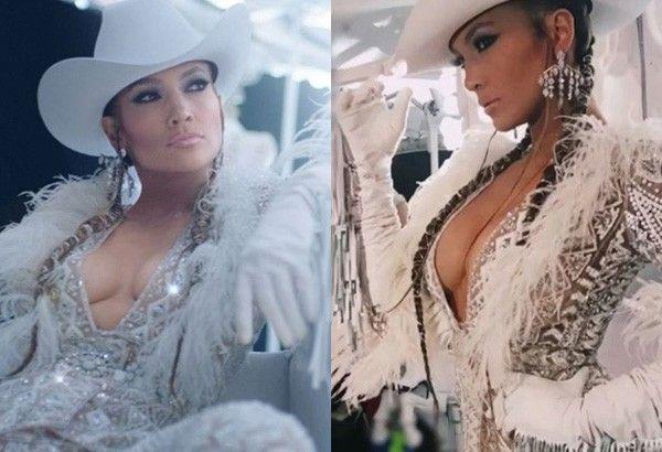 Jennifer Lopez wears Filipino designer's creation in new music video