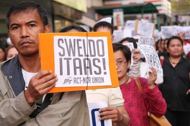 Philippine Statistics Authority report aims to stop wage hike � labor groups