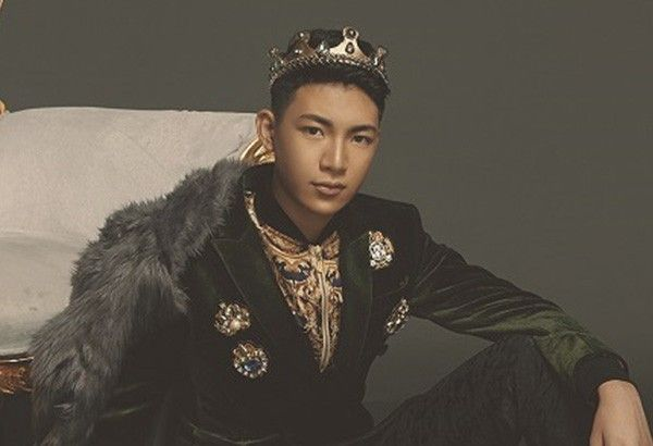 Darren Espanto quits China's 'Singer 2020' due to COVID-19