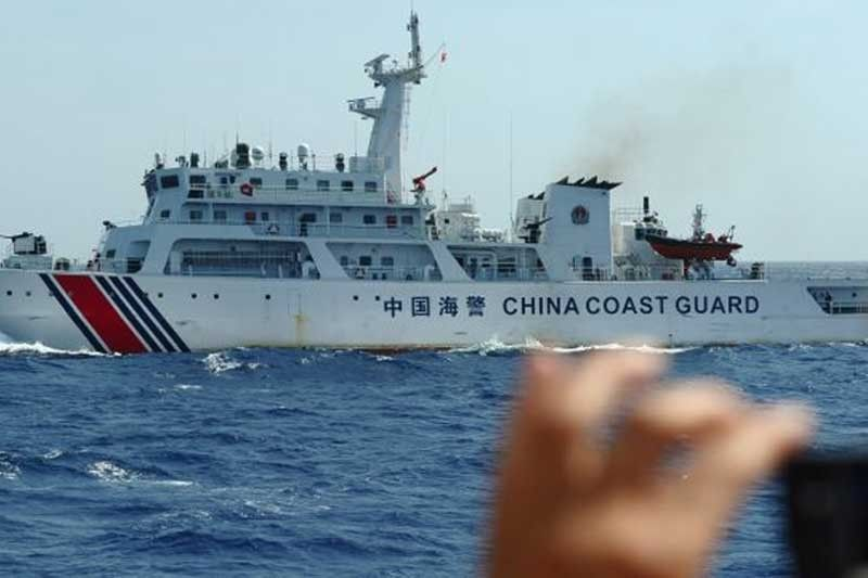 Palace tells China: Stop disrupting peace in SCS