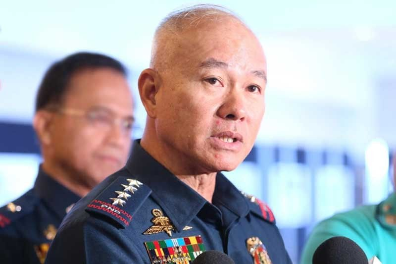 PNP: No proof 349 local officials support CPP-NPA