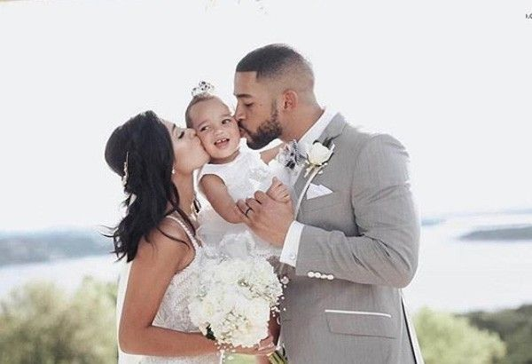 Michelle Madrigal ties knot in Texas