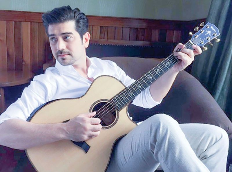 Ian Veneracion focuses on singing career