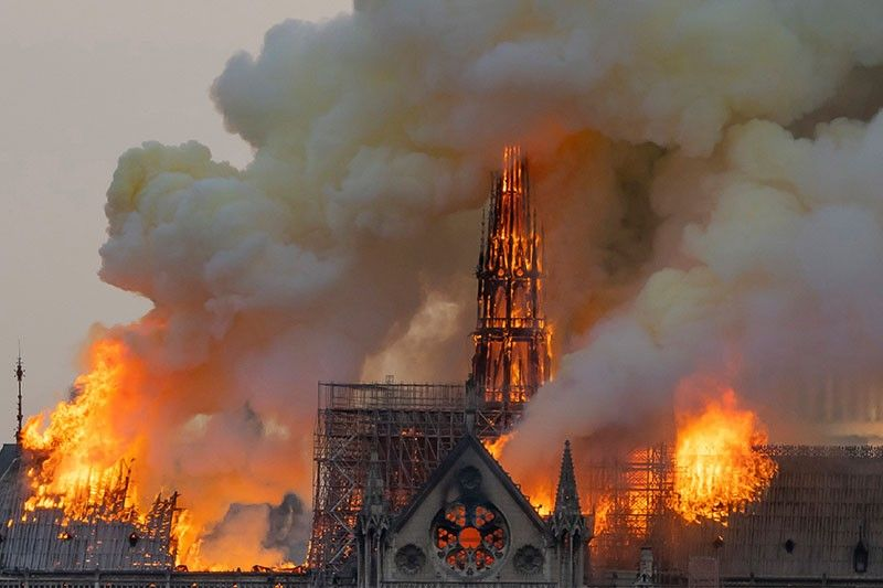 What we know so far: Notre Dame fire in Paris