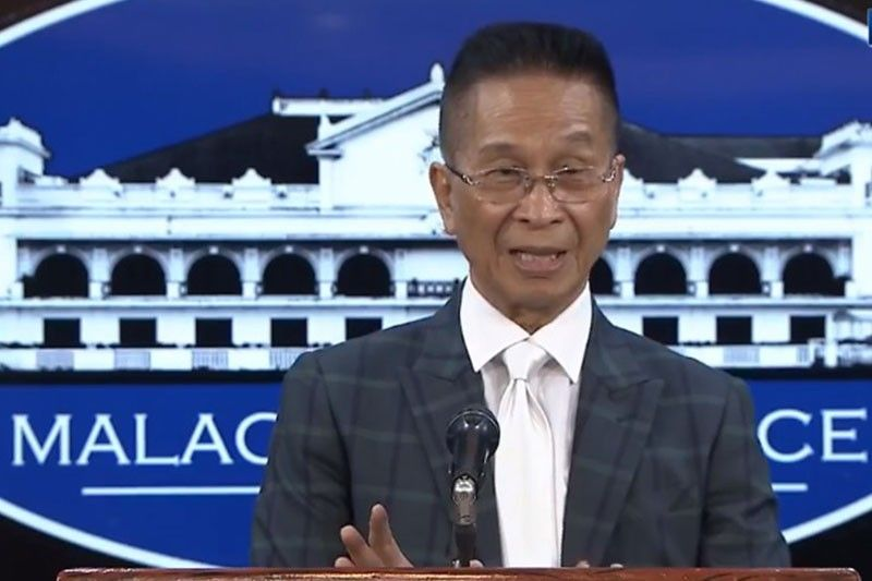 Palace: China's extraction of Scarborough clams violate Philippine sovereignty