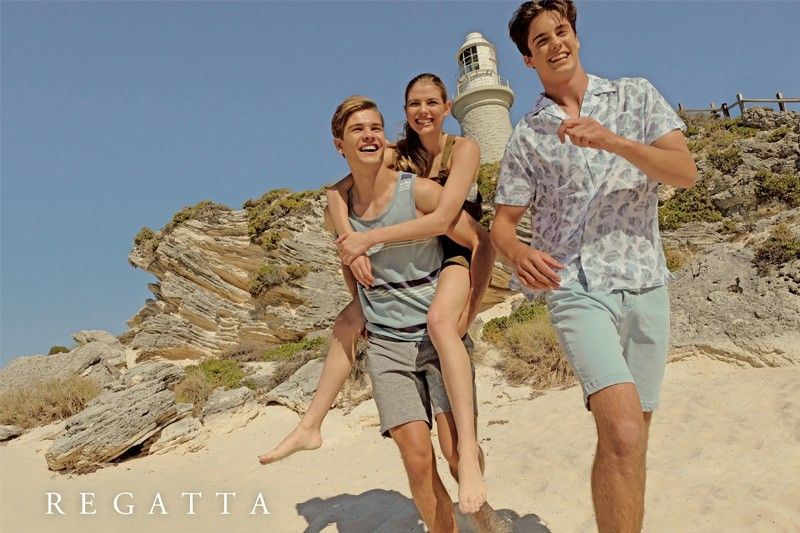 Summer is in full swing with Regatta's new collection