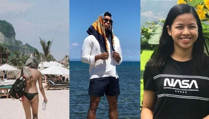 Filipino athletes got their much needed R&R during the Holy Week break