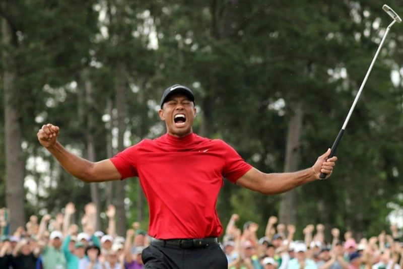 Tiger Woods and the art of the comeback