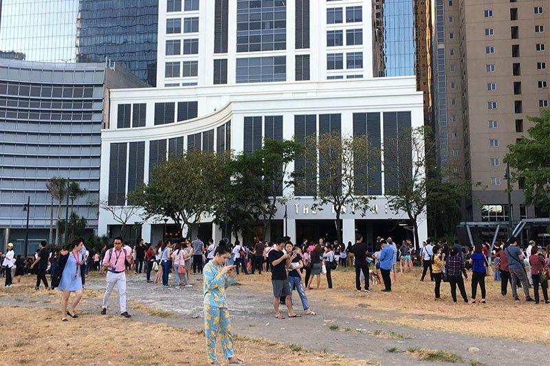 Magnitude 6.1 quake jolts Luzon, rocks Metro Manila