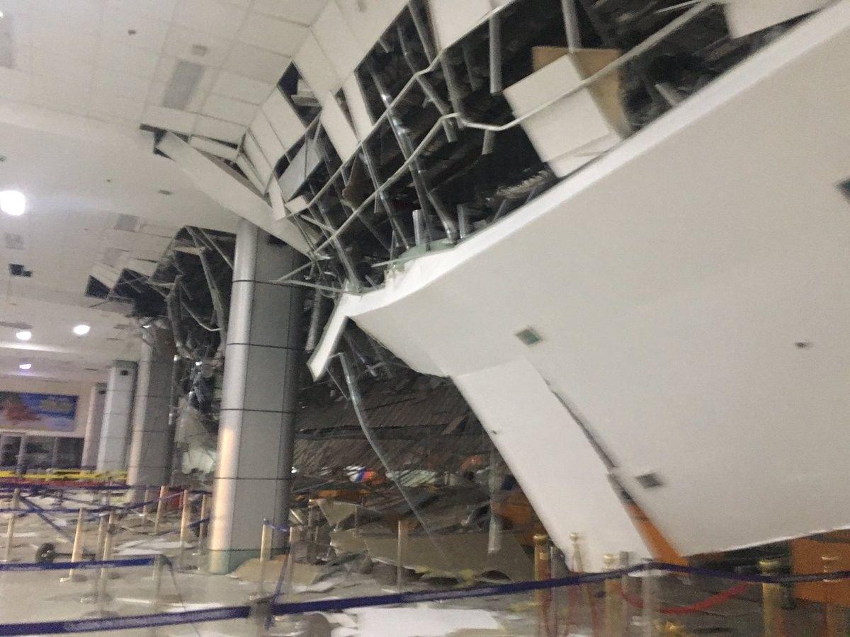 Pampanga's Clark Airport closed for 24 hours after 6.1 quake | Philstar.com