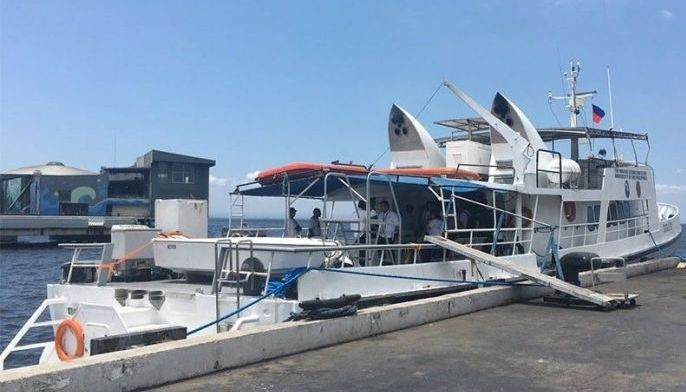 Scientists from the University of the Philippines Marine Science Institute will be using research vessel Kasarinlan in their two-week research expedition in the Kalayaan Island Group in the West Philippine Sea.