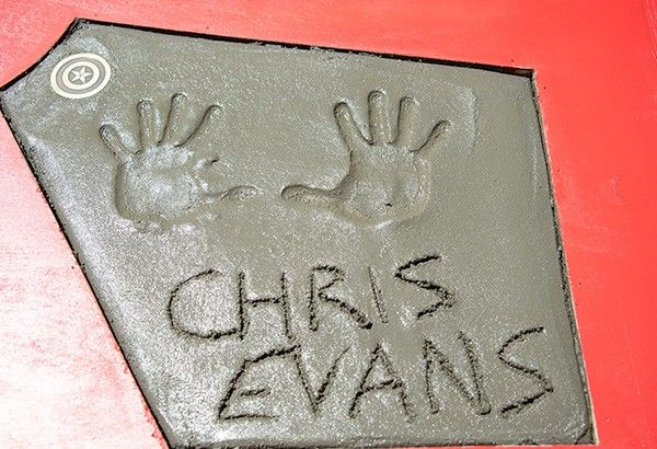 In photos: �Avengers: Endgame� cast�s handprints in Hollywood