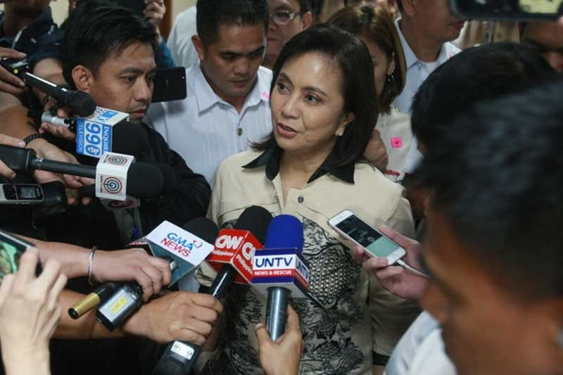 SWS: Leni's net satisfaction rating up by 15 points