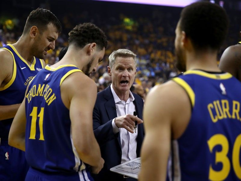 Kerr rips Warriors after Clippers loss