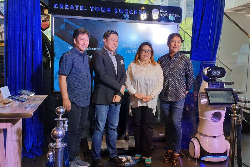 Globe sets up myBusiness Corner to bolster digitization of MSMEs