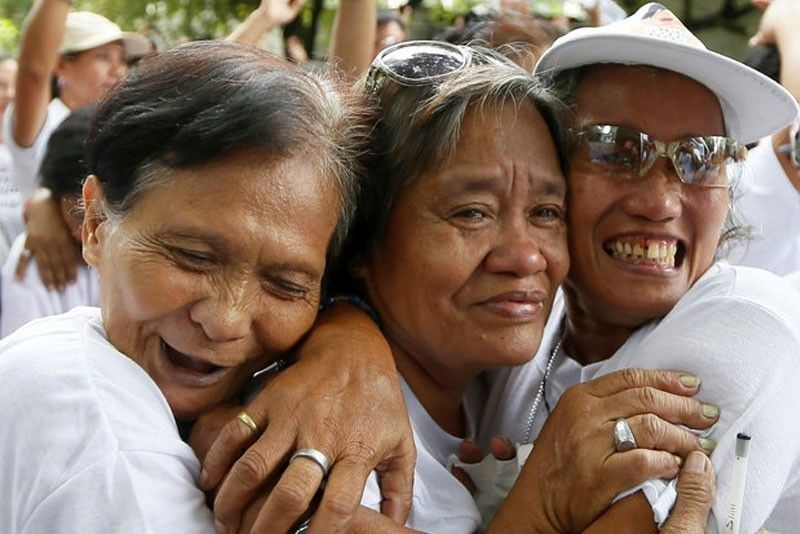 Philippines backs legally binding instrument on aging