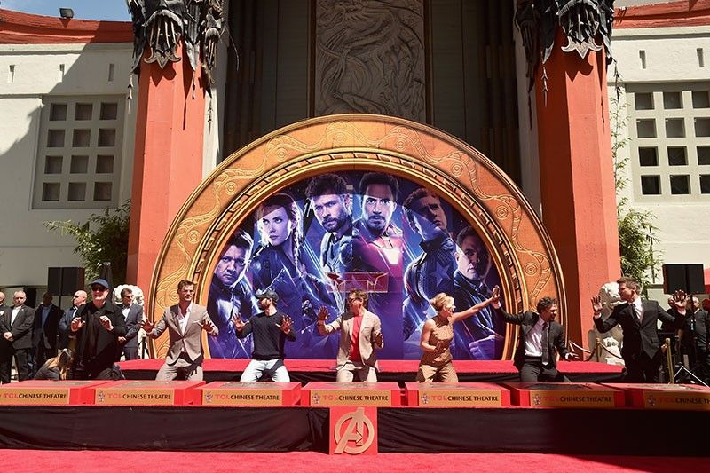 Final 'Avengers' blows up Hollywood records with huge weekend take