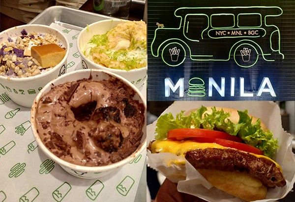 New York food chain Shake Shack to offer Filipino food