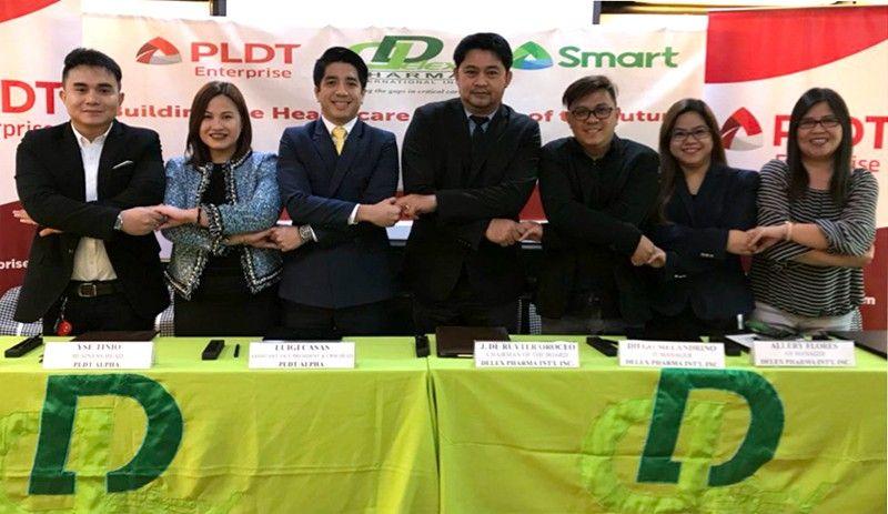 PLDT Enterprise, Delex aim for world-class healthcare in Philippines
