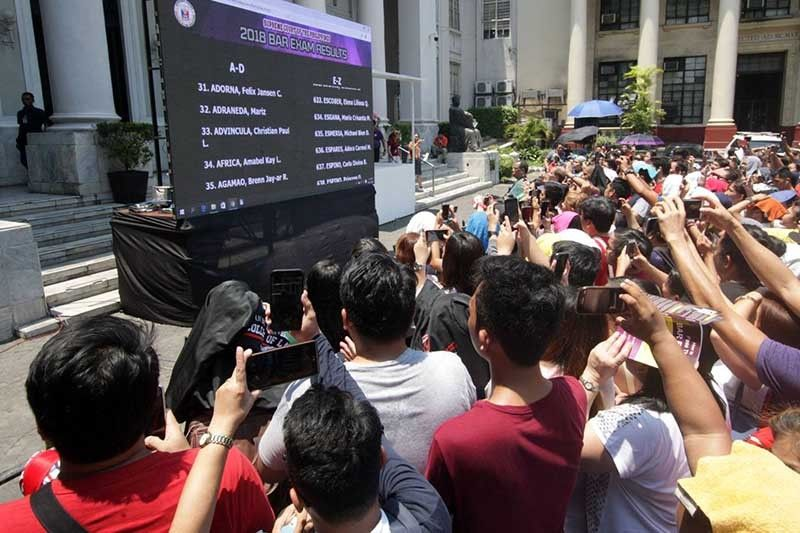Bar exams may have higher passing rate when Leonen takes helm ...