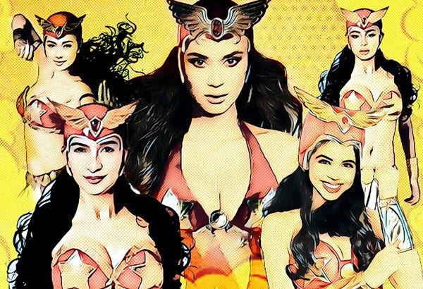 LIST: Stars nominated to be the next Darna | Philstar com
