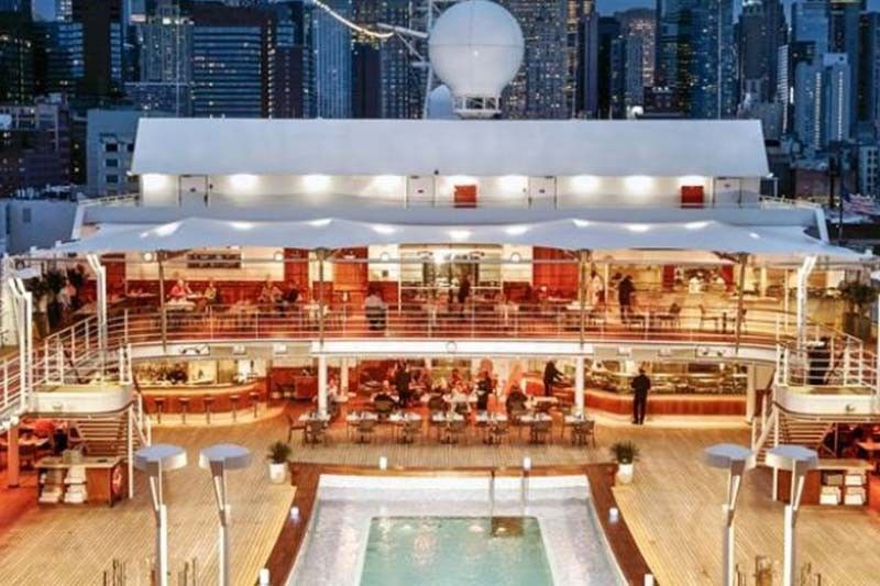 Filipina charged for stealing $3.5M from cruise company