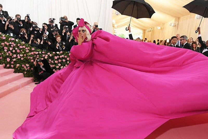 Met Gala: 'Camp' is theme of fashion's biggest night