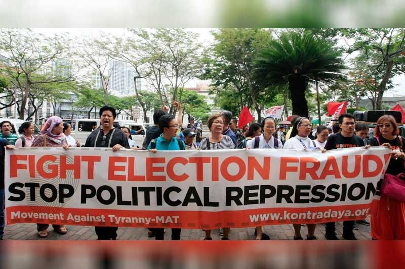 Poll watchdog questions party-list nominees, advocacies