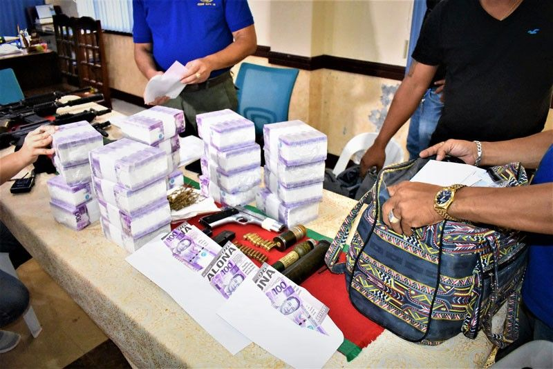 Vote-buying complaints swamp PNP
