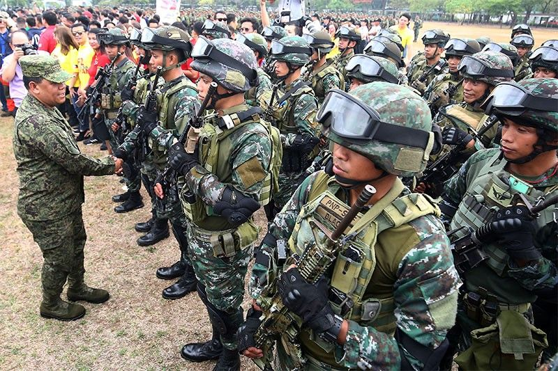 AFP on red alert for May 13 polls