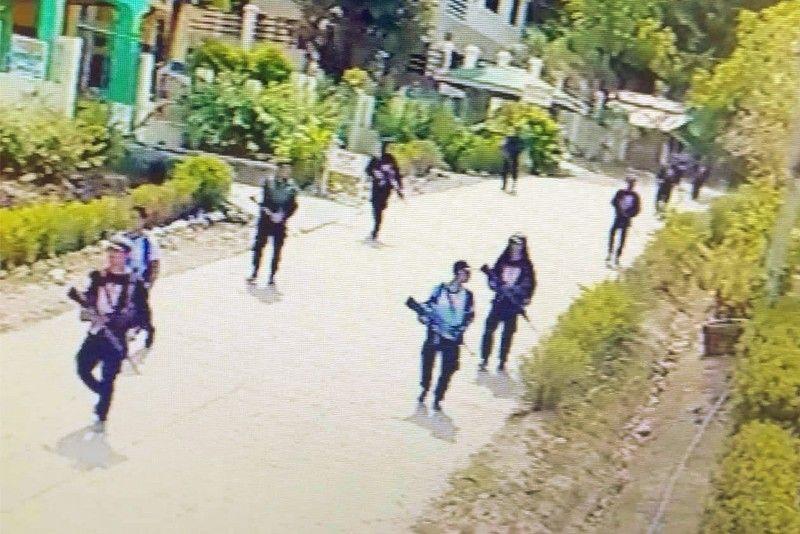 NPA rebels storm Iloilo village   Philstar com
