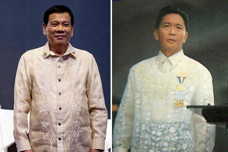 Duterte praises Marcos anew