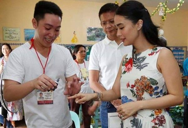 Heart Evangelista's election #OoTD sparks interest among voters