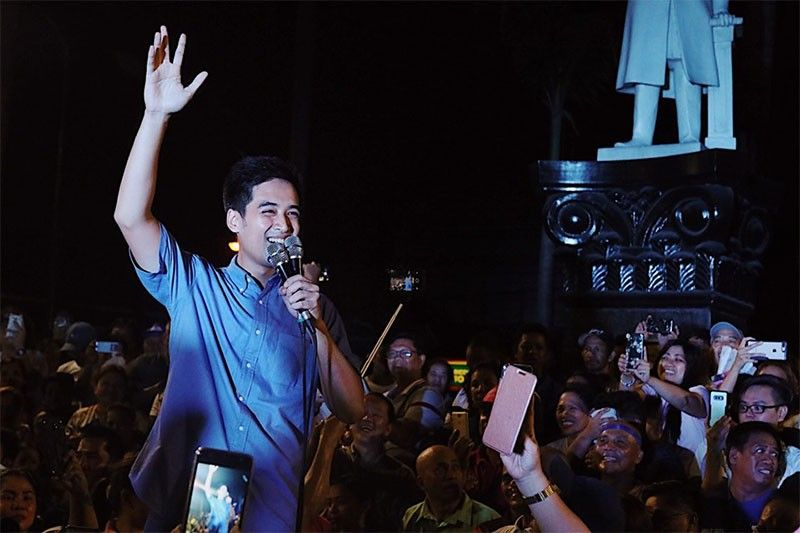Vico Sotto ends Eusebios' 27-year hold on Pasig