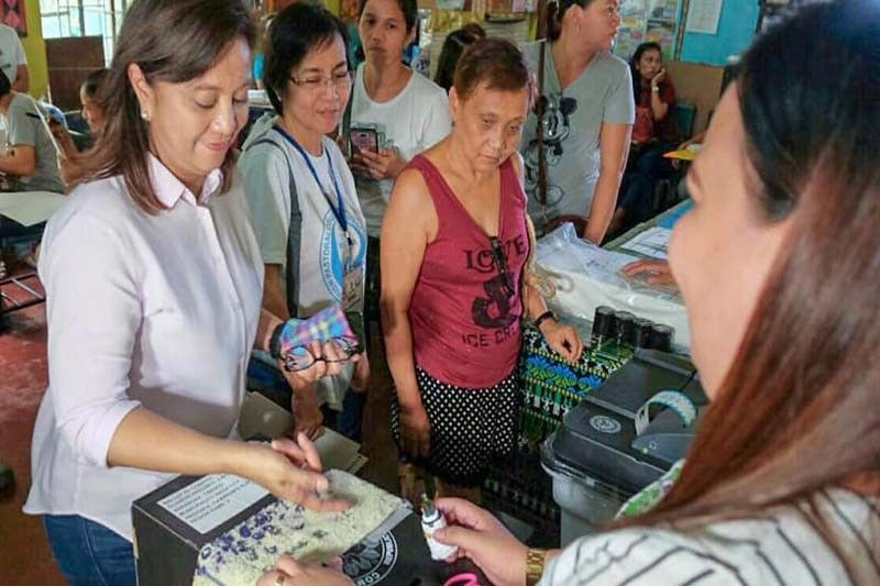 Robredo: Fight not over yet, guard vote counting