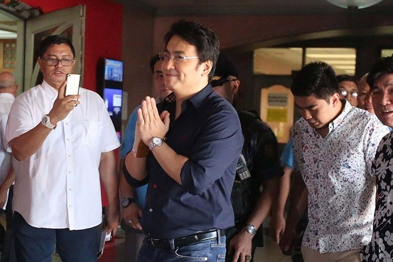 Revilla makes successful political comeback after plunder acquittal