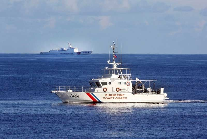 2 Chinese ships enter Phl waters off Subic