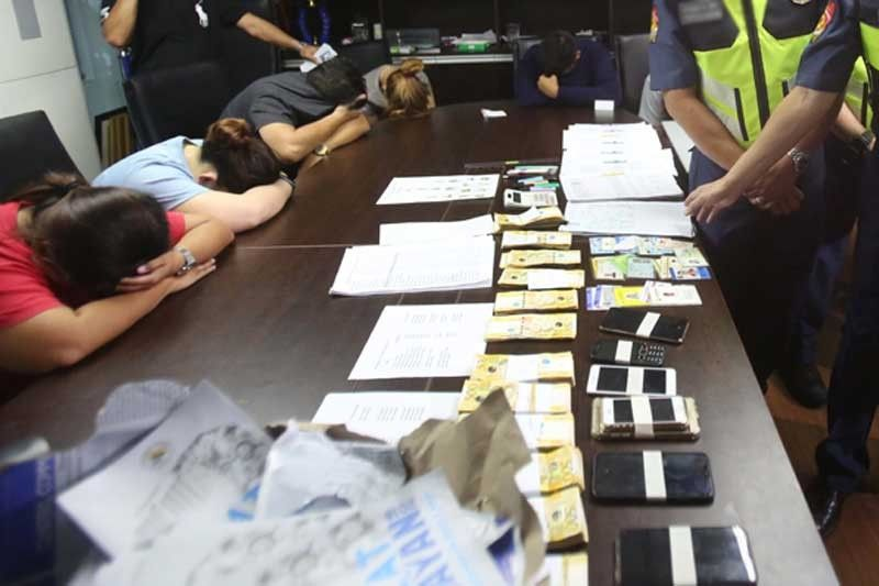 Explain few vote buying arrests, cop chiefs asked