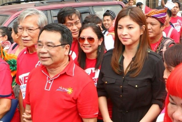 �Lies, black propaganda�: Angel Locsin defends Neri Colmenares