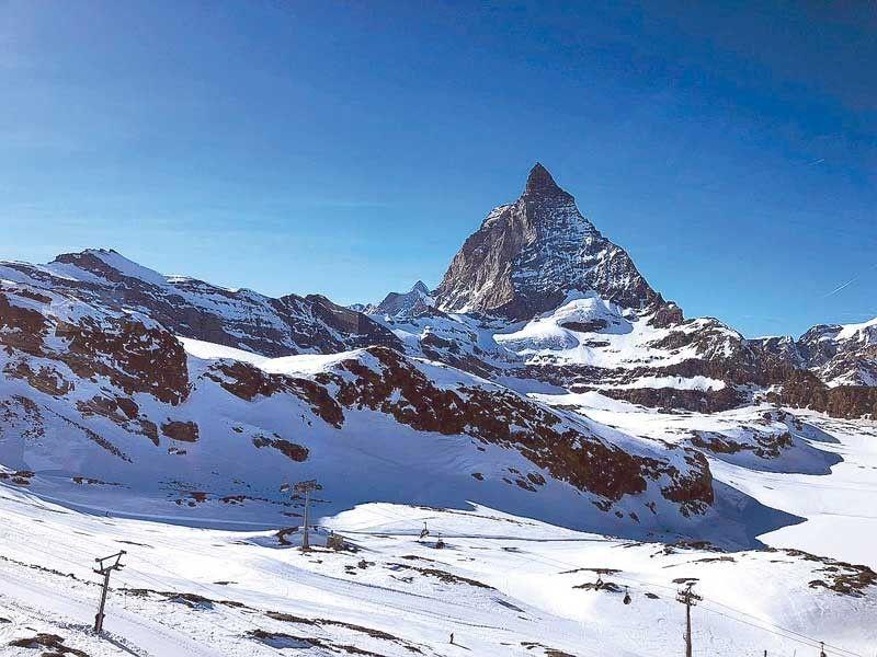 Matterhorn: King of Mountains
