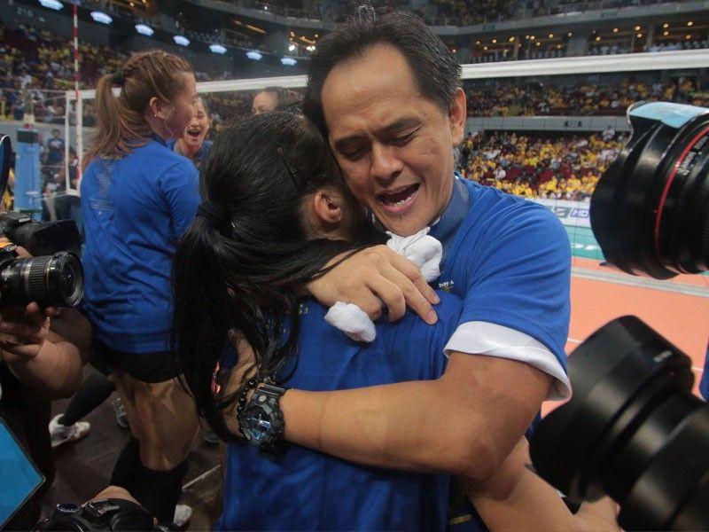 Ateneo coach reflects on Lady Eagles' championship season