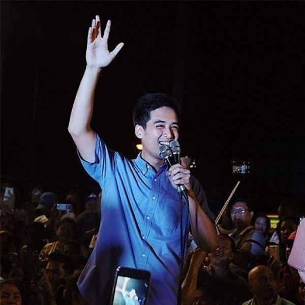 After 27 years of the Eusebio clan dominating Pasig City, a new name will take over the city's leadership � Vico Sotto.